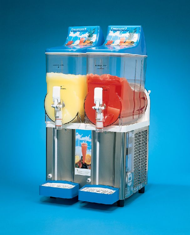 Dual Bowl Slushie/Margarita Machine
