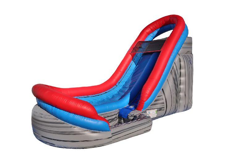 Velocity 18 foot tall WET Slide