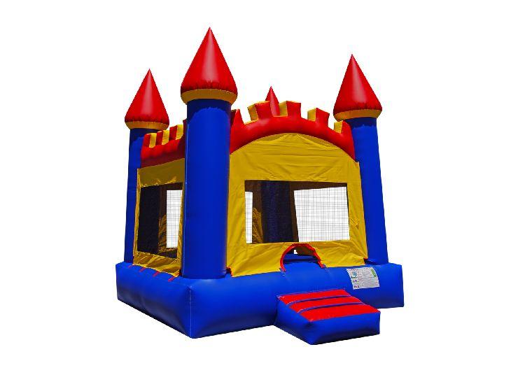 Arched Castle Bounce (13x13)